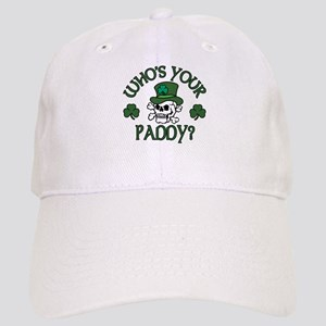 Who's Your Paddy Skull Cap