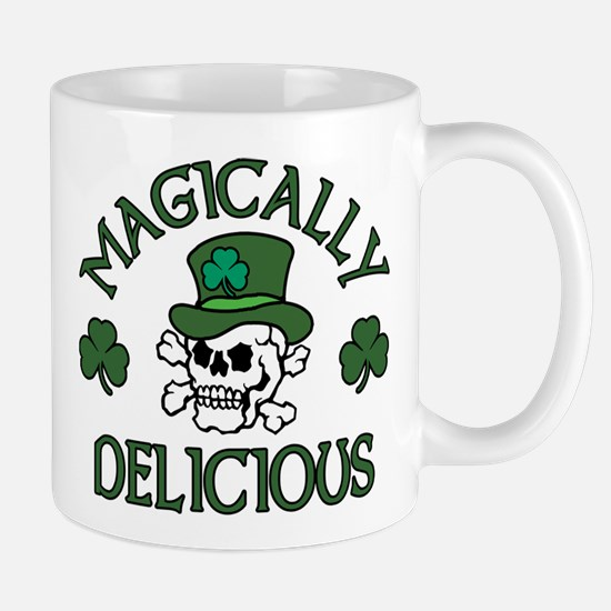 Magically Delicious Skull Mug
