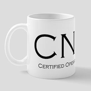 New CNOR Mug