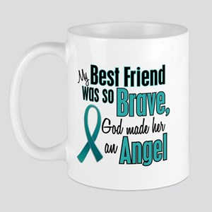 Angel 1 TEAL (Best Friend) Mug