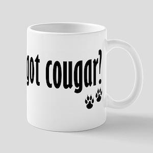 got cougar? Mug