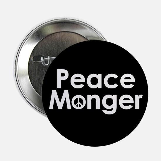 Peace Monger Button