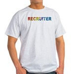Recruiter - Light T-Shirt