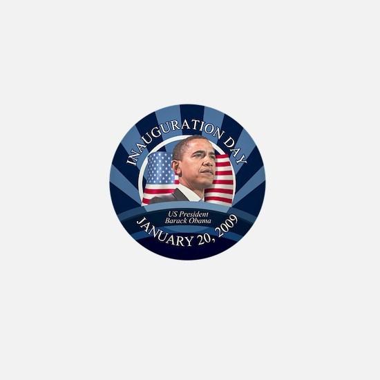 The Inauguration Day Mini Button