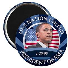 One Nation United Magnet