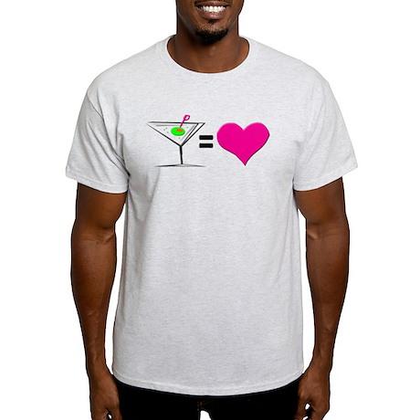 Martini = Love Light T-Shirt
