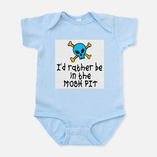 RockBaby Mosh Pit Infant Bodysuit