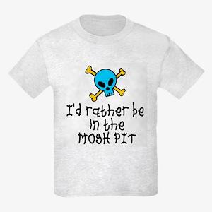 RockBaby Mosh Pit Kids Light T-Shirt