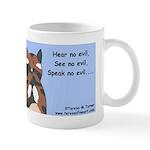 3 Cats GOOD KITTIES Mug