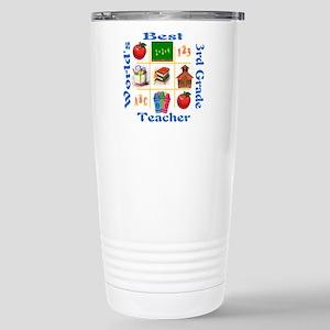 3rd grade Stainless Steel Travel Mug