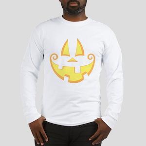 pumpkin-face6-DKT2 Long Sleeve T-Shirt