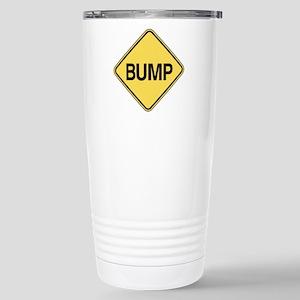 Bump Stainless Steel Travel Mug