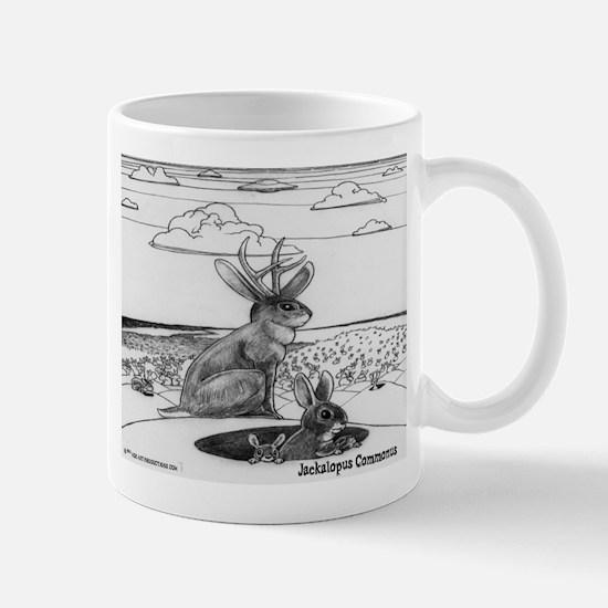 JACKALOPE COMMON Mug