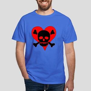 Beware of love /1 Dark T-Shirt