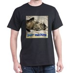 purr machine Dark T-Shirt