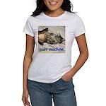 purr machine Women's T-Shirt