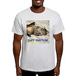 purr machine Light T-Shirt