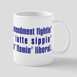 Flaming Liberal - Mug