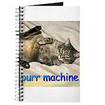 purr machine Journal