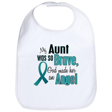 Angel 1 TEAL (Aunt) Bib