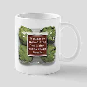 ARTIE CHOKE Stymie Coffee Mug