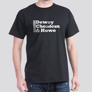 DEWEY CHEATEM AND HOWE Dark T-Shirt