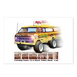 Rallye Van 2011 - Postcards (Package of 8)