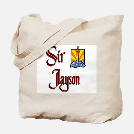 Sir Jayson Tote Bag