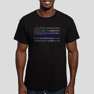 Thin Blue Line - Blue Lives Matter T-Shirt