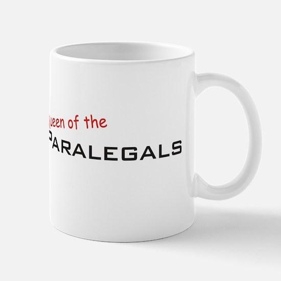 Paralegals / Queen Mug