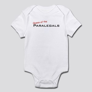 Paralegals / Queen Infant Bodysuit