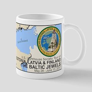 Baltic Jewels Tour Mugs