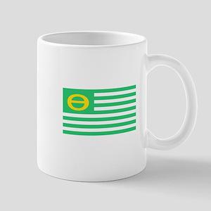 Earth Day Flag Mug