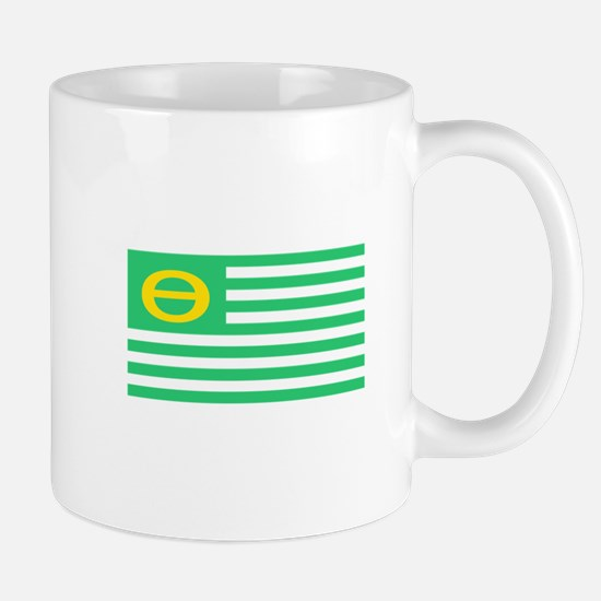 Earth Day Flag Mug