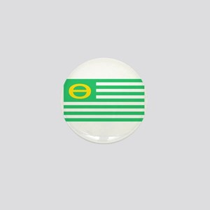 Earth Day Flag Mini Button