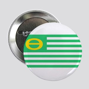 "Earth Day Flag 2.25"" Button"