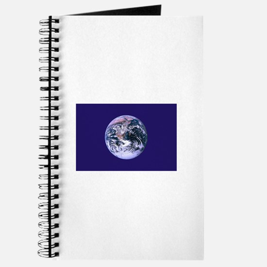 Earth Day Flag Journal