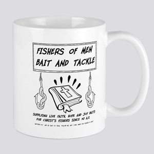 Fishers Of Men Bait & Tackel Mug