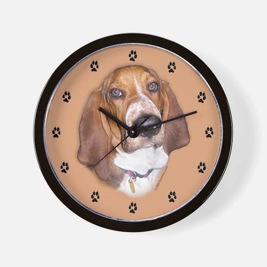 Nunu Rules Wall Clock