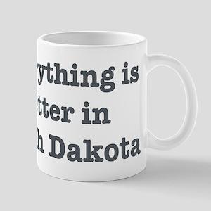 Better in North Dakota Mug