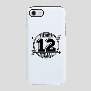 District 12 Aberdeen Mellark iPhone 8/7 Tough Case