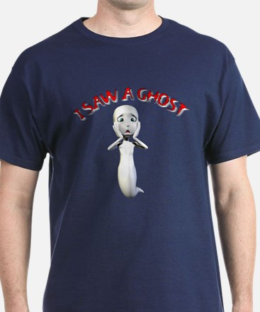 I Saw A Ghost T-Shirt
