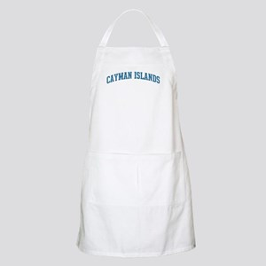 Cayman Islands (blue) BBQ Apron