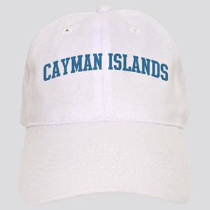 Cayman Islands (blue) Cap