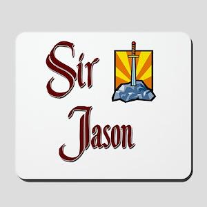 Sir Jason Mousepad