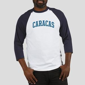 Caracas (blue) Baseball Jersey