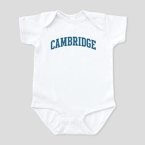 Cambridge (blue) Infant Bodysuit