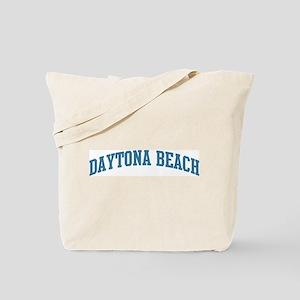 Daytona Beach (blue) Tote Bag