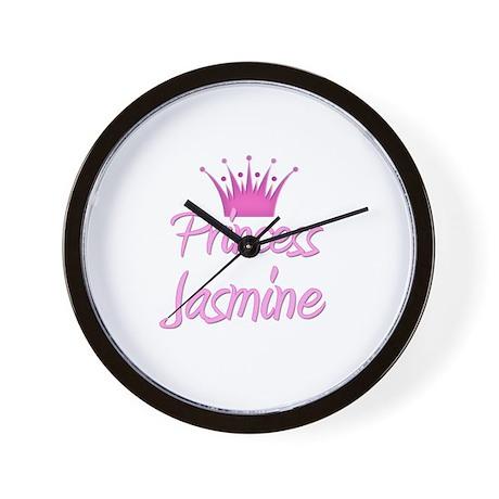 Princess Jasmine Wall Clock