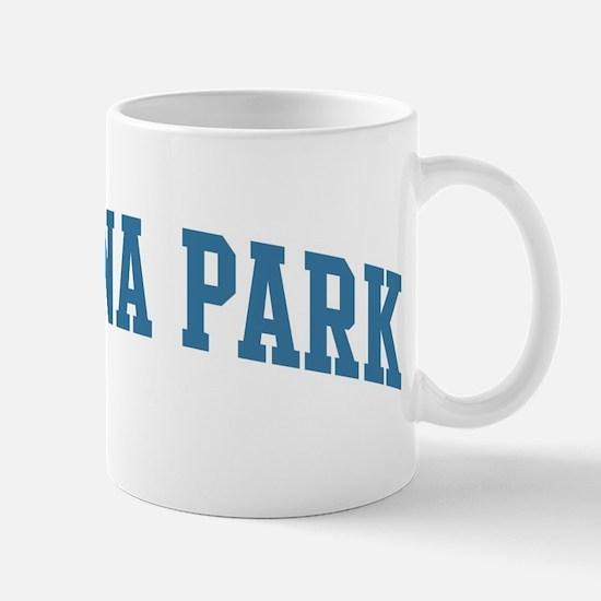 Buena Park (blue) Mug